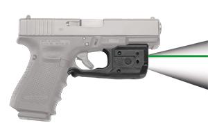 LL-807G Glock Green Laserguard Pro Laser/Light