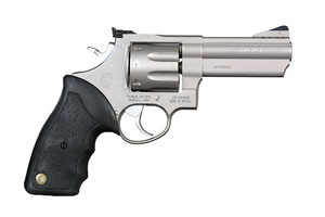 Taurus 608 Double Action 357 Stainless Steel