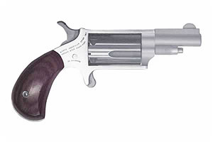 North American Arms Revolver: Single Action Mini Revolver - Click to see Larger Image