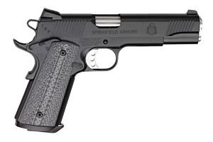 Springfield Armory Pistol: Semi-Auto 1911A1 Loaded TRP - Click to see Larger Image