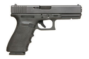 PF-21502-01 21SF (Short Frame) with Glock Rail