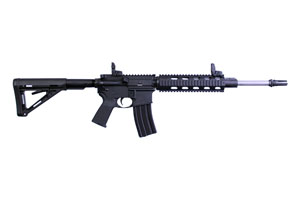 DPMS|Panther Arms RFA3-REC Semi-Automatic 5.56 NATO|223 Black Matte