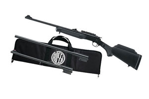 BrazTech|Rossi Rifle|Shotgun: All Trifecta Youth Gun, 3 Interchangeable Barrels - Click to see Larger Image