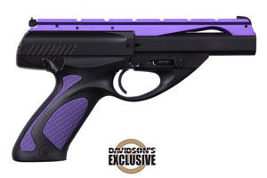 Beretta Semi-Automatic Pistol U22 Purple Neos, Davidson's Exclusive - Click to see Larger Image