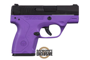 SPEC0596A BU-9 Nano, Davidson's Exclusive Purple Frame