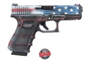 UG1950004FLAG Gen 4 19 USA (Davidson's Special Edition)