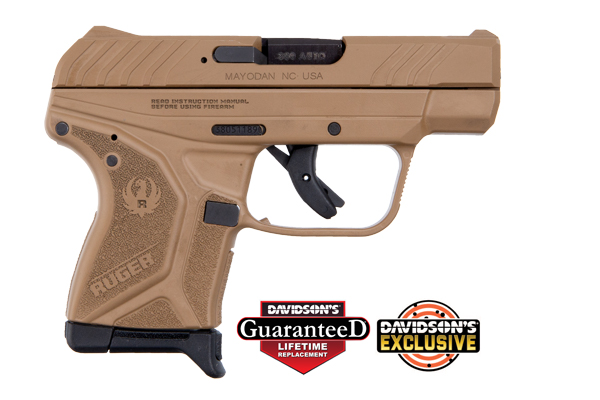 Ruger LCP II.380 acp - FDE - 3786 Compact Pistol-img-0