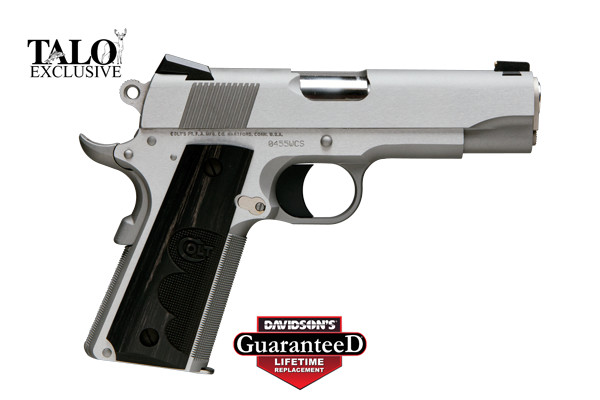 Colt O4040wc 1911 Commander Pistol Semi Auto 45ap Search Find Buy