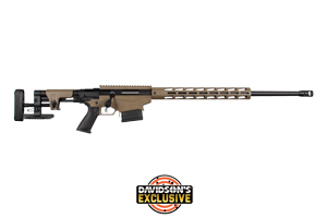 Ruger Ruger Precision Rifle Davidson's Dark Earth 18046