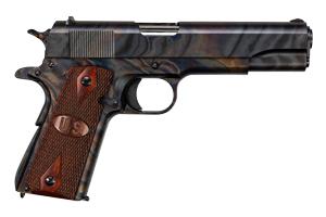 Kahr Arms Auto-Ordnance 1911 Case Hardened 1911GCH