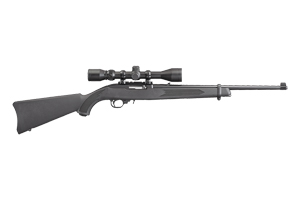 Ruger 10/22 Carbine With Scope & Case - 3-9X40MM 21194