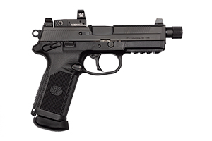 FN America FNX-45 Tactical W/Red Dot 66-100657