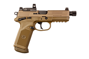 FN America FNX-45 Tactical W/Red Dot 66-100659