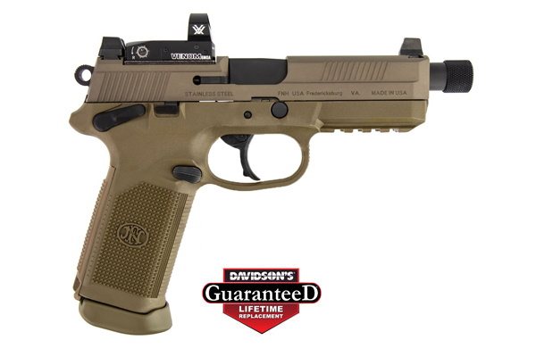 FN America FNX-45 Tactical W/Red Dot 66-100660