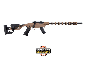 Ruger Ruger Precision Rimfire Davidsons Exclusive 8406