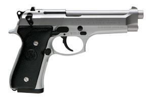 Beretta 92FS Inox Italian JS92F520M