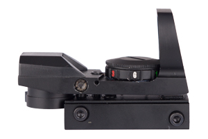 Legacy Sports Intl Nikko Stirling NS433 Reflex Multi Reticle 1x33mm Sight NS433-3