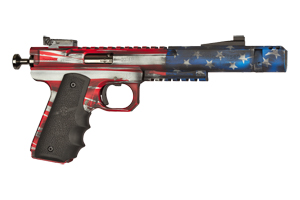 Volquartsen Custom Scorpion American Flag VC45SN6USHGCTS