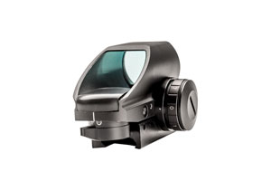 Legacy Sports Intl Nikko Stirling NS533Tactical Reflex Multi Reticle 1x33mm Sight NS533