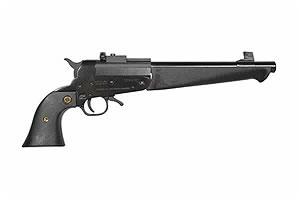 Comanche Super Comanche Single Shot Pistol SCP40000